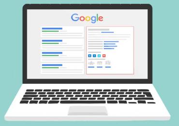 Панелът на знанието на Google